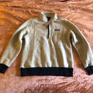 Women's Patagonia Woolyester Fleece size small
